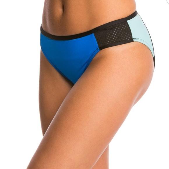 La Blanca Other - La Blanca Swim Technicolor Bikini Bottoms 8 10 D